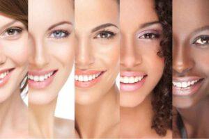 Diversi tipi di pelle richiedono protezione diversa