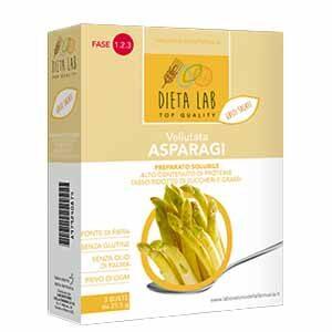 Dietalab vellutata agli asparagi